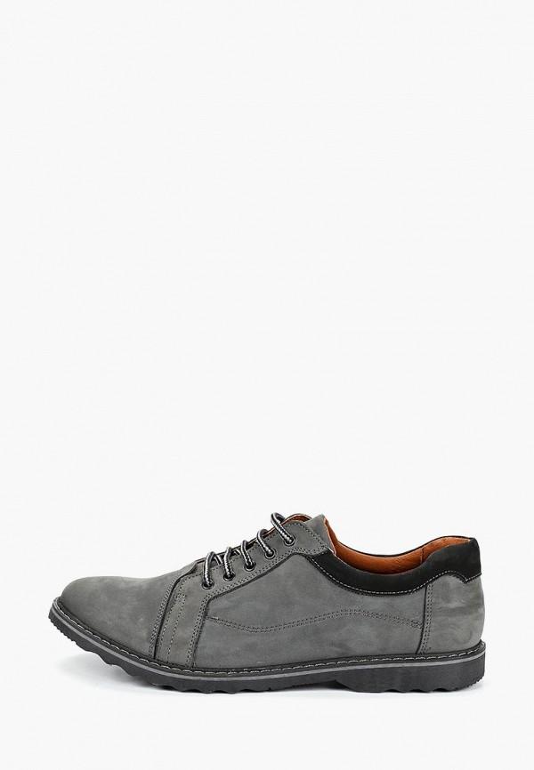 мужские туфли goodzone, серые