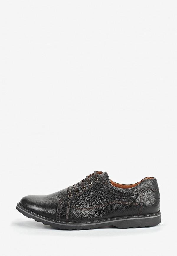 мужские туфли goodzone, коричневые
