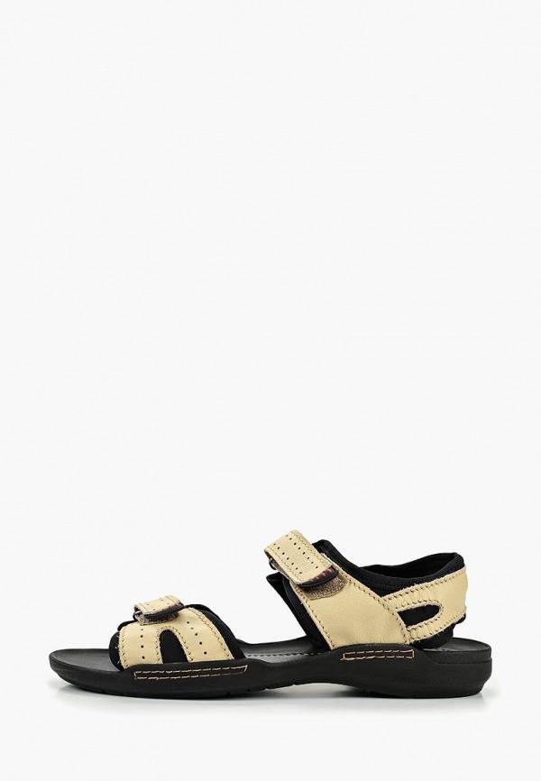 мужские сандалии goodzone, бежевые