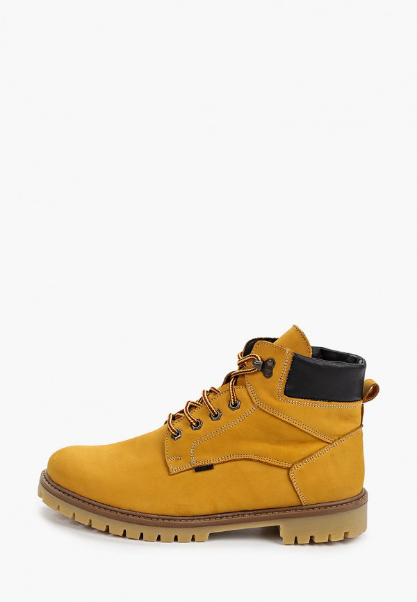 мужские ботинки goodzone, бежевые