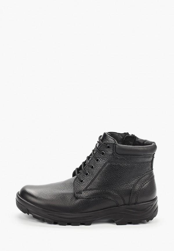 мужские высокие ботинки goodzone, черные