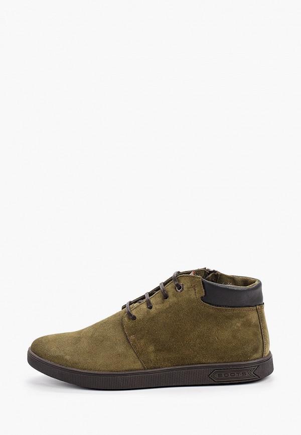 мужские ботинки goodzone, хаки