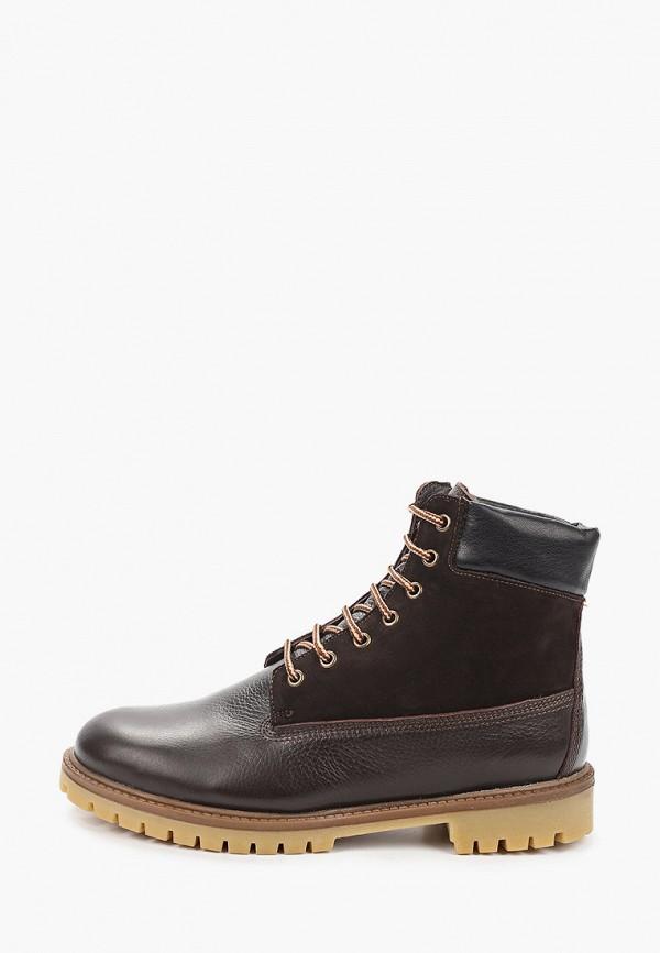 мужские ботинки goodzone, коричневые
