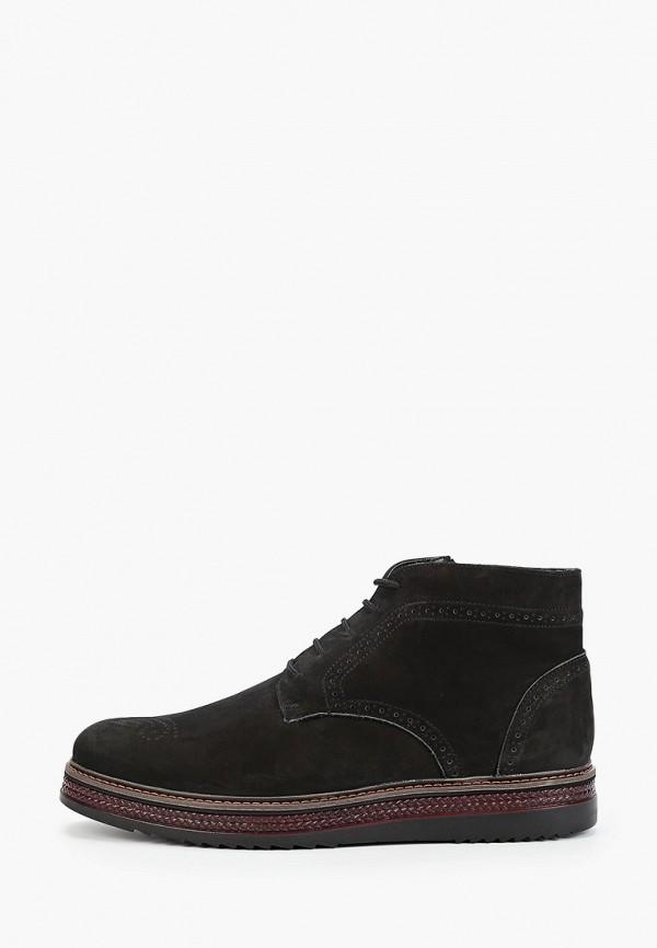 мужские ботинки goodzone, черные
