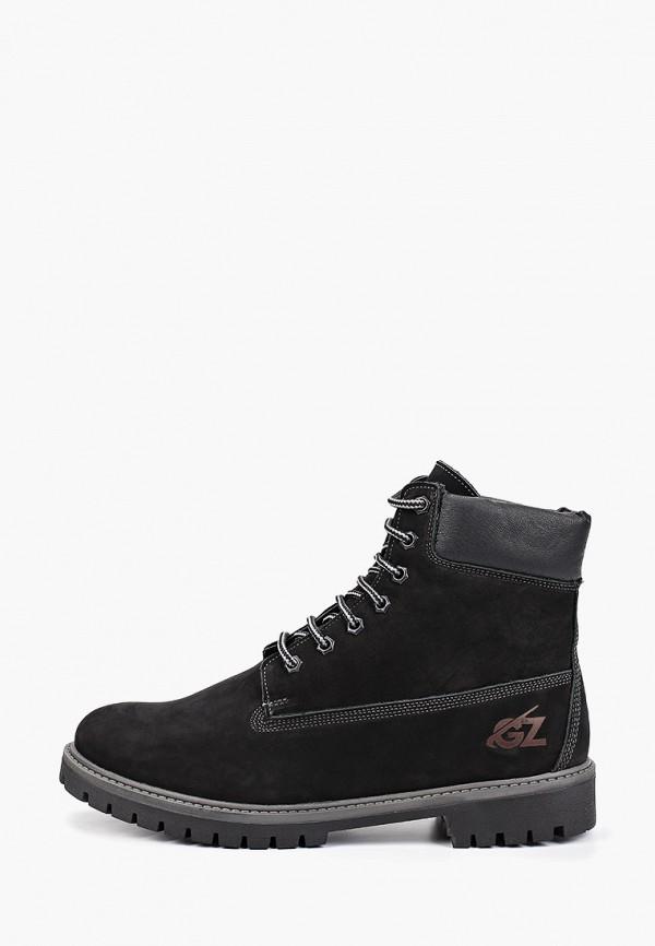 Ботинки Goodzone Goodzone GO029AMGHME4 ботинки детские goodzone цвет черный белый 7117п 85 27ш размер 38