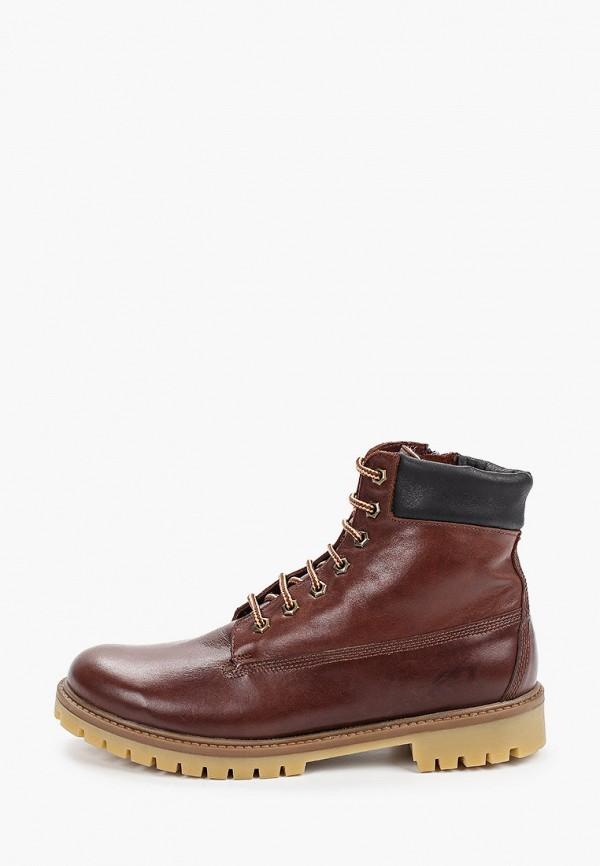 мужские ботинки goodzone, красные