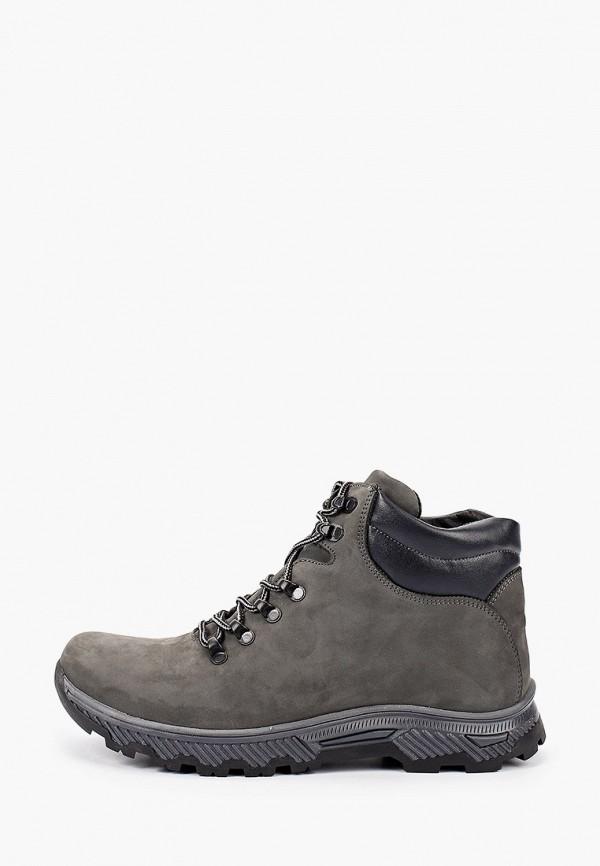 мужские ботинки goodzone, серые