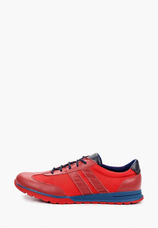 мужские низкие кроссовки goodzone, красные