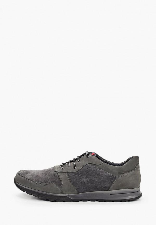 мужские низкие кроссовки goodzone, серые
