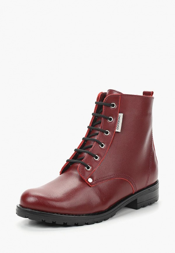 где купить Ботинки Goodzone Goodzone GO029AWBVZL3 по лучшей цене