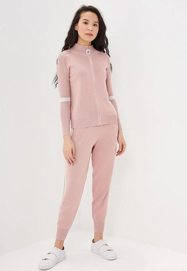 женский костюм goldrai, розовый