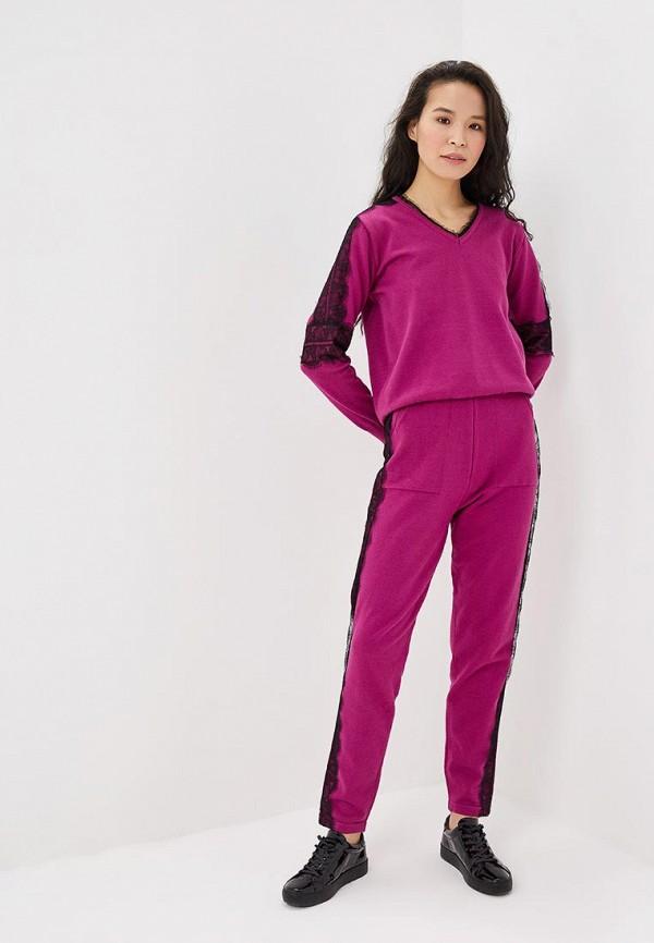 женский костюм goldrai, фиолетовый