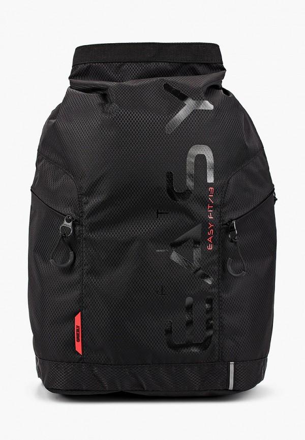 рюкзак grizzly для мальчика, черный