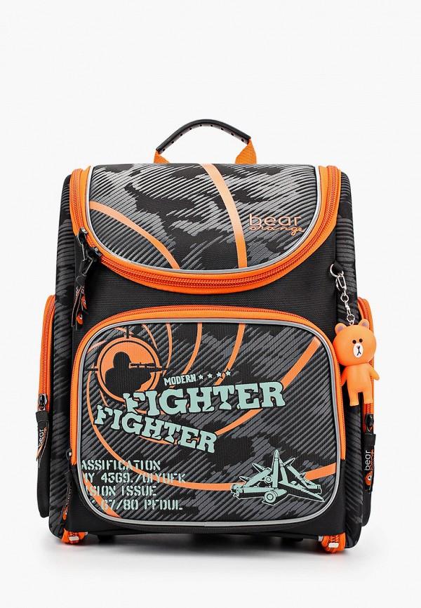 Рюкзак Grizzly Grizzly GR015BBGHVC1 рюкзак городской grizzly цвет черный фуксия rd 831 2 3
