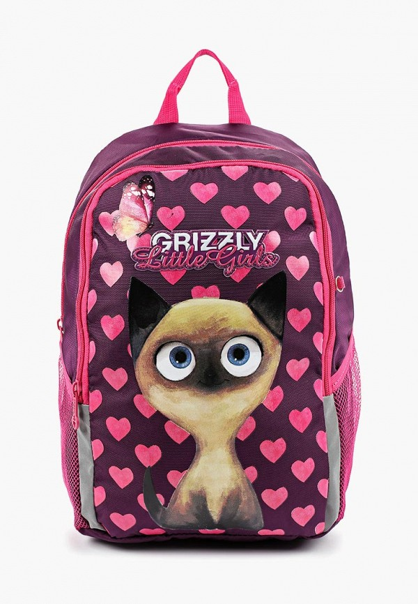 Рюкзак Grizzly Grizzly GR015BGGHVA2 цены онлайн