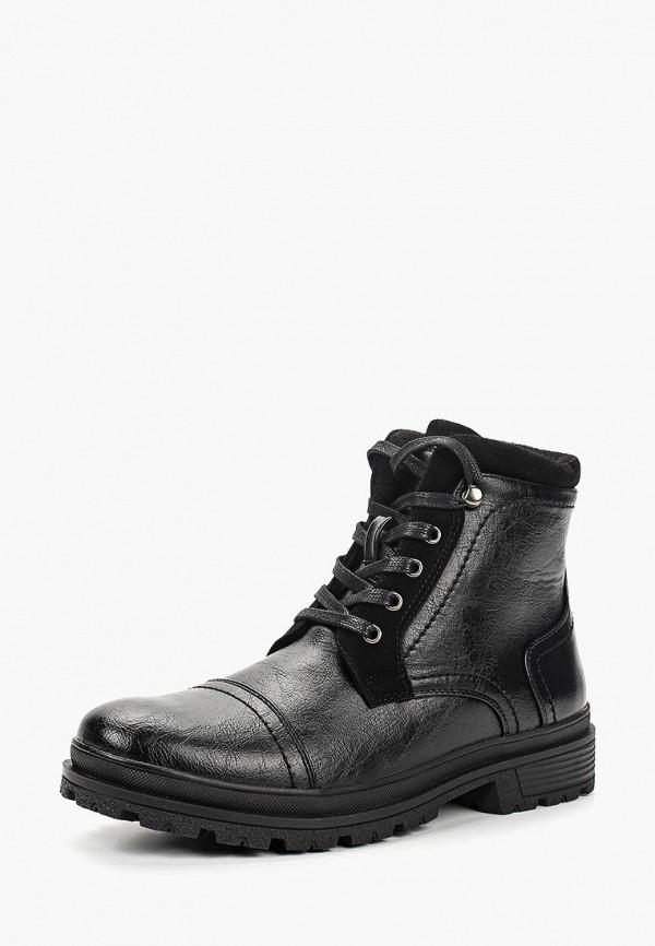 мужские ботинки gradella, черные