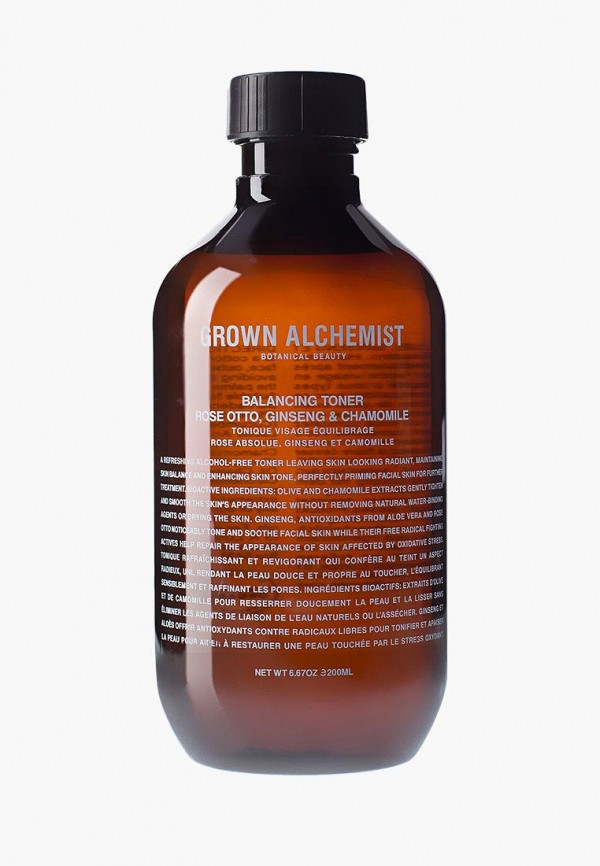 тоник grown alchemist