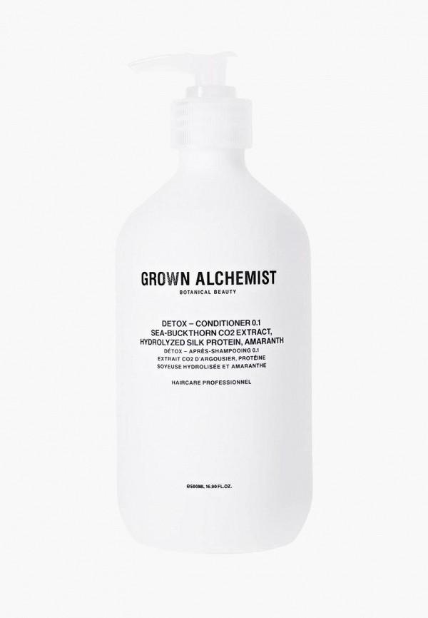 Кондиционер для волос Grown Alchemist Grown Alchemist GR023LWCUGE7 grown alchemist разглаживающий кондиционер 0 5 anti frizz 500ml