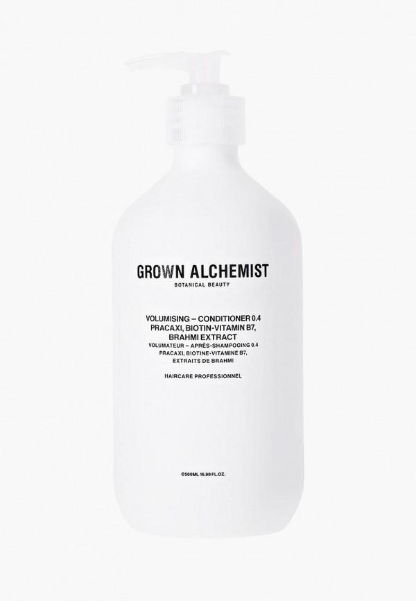 Кондиционер для волос Grown Alchemist Grown Alchemist GR023LWCUGF5 grown alchemist разглаживающий кондиционер 0 5 anti frizz 500ml