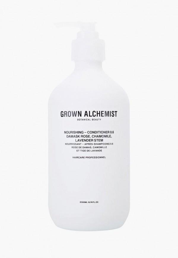 Кондиционер для волос Grown Alchemist Grown Alchemist GR023LWCUGG7 grown alchemist разглаживающий кондиционер 0 5 anti frizz 500ml