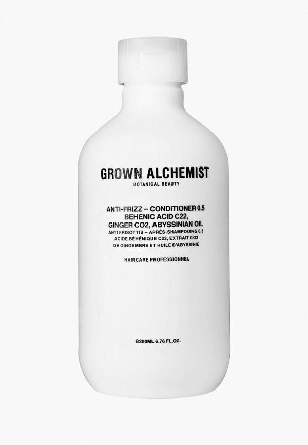 Кондиционер для волос Grown Alchemist Grown Alchemist GR023LWCUGG9 grown alchemist разглаживающий кондиционер 0 5 anti frizz 500ml