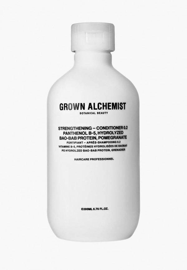 Кондиционер для волос Grown Alchemist Grown Alchemist GR023LWCUGI2 grown alchemist разглаживающий кондиционер 0 5 anti frizz 500ml