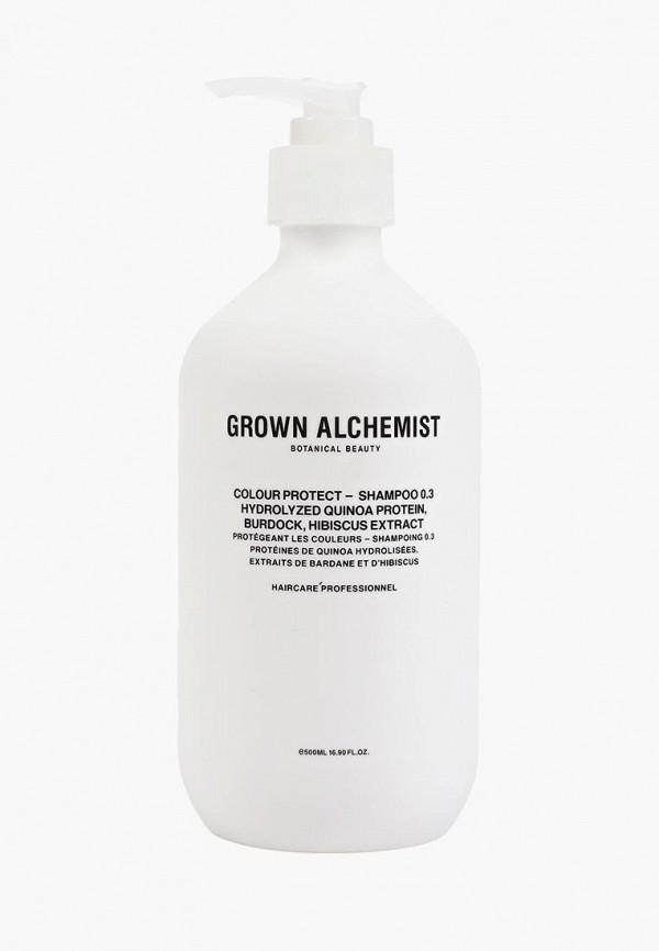 женский шампунь grown alchemist