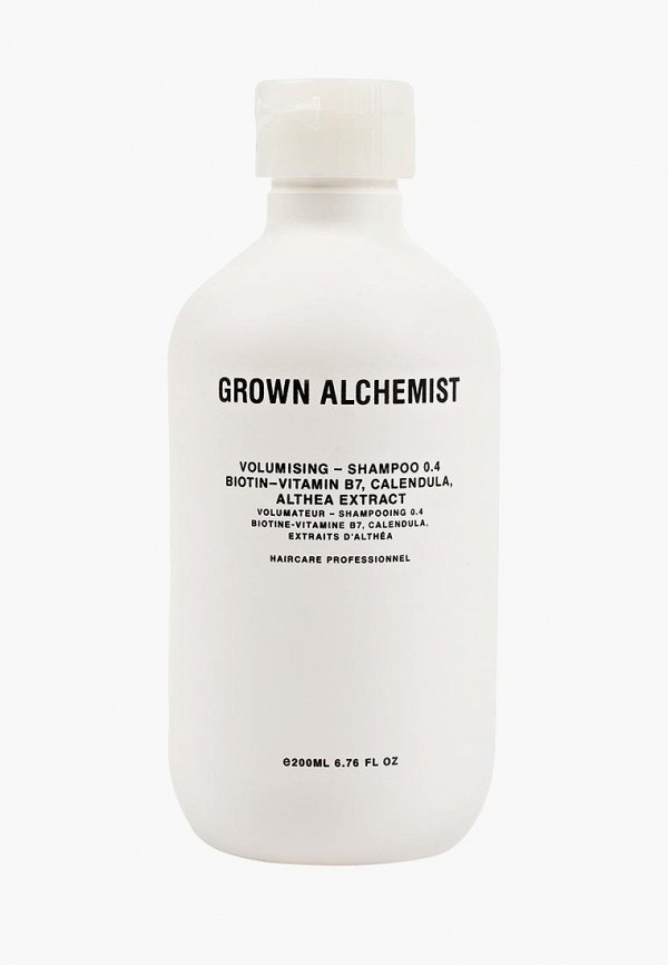 шампунь grown alchemist