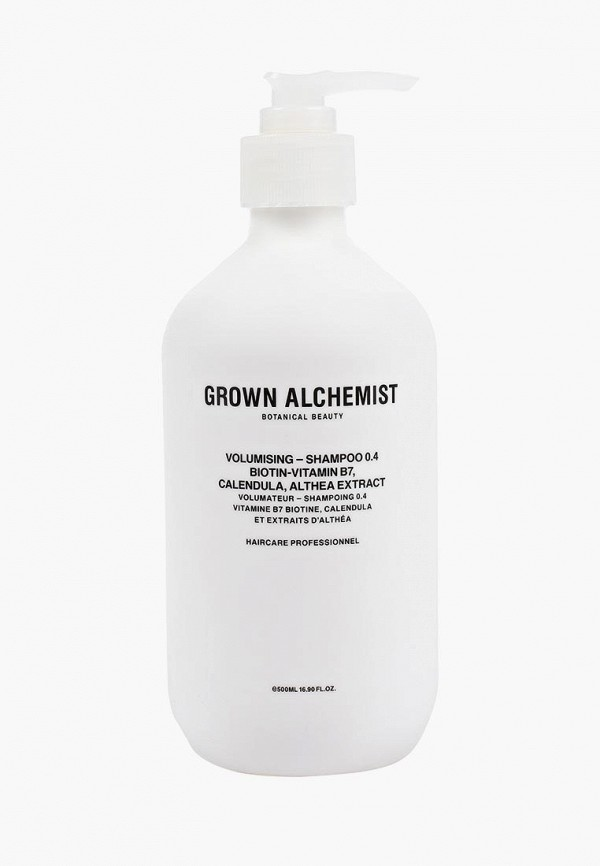 Шампунь Grown Alchemist Grown Alchemist GR023LWCUGI8
