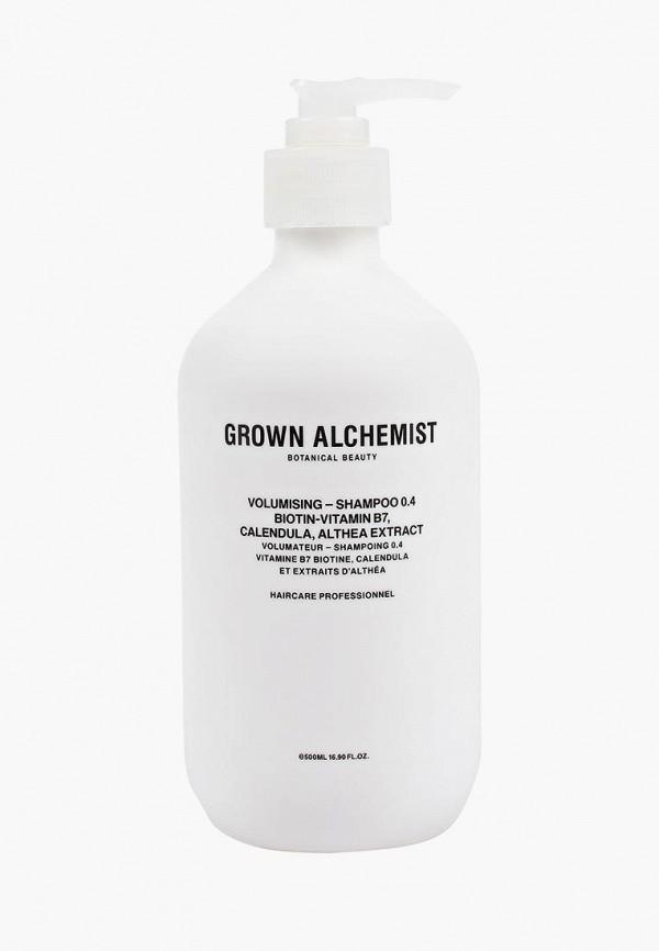 шампунь grown alchemist