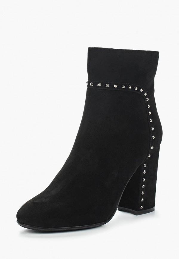 Купить Женские ботильоны Grand Style черного цвета