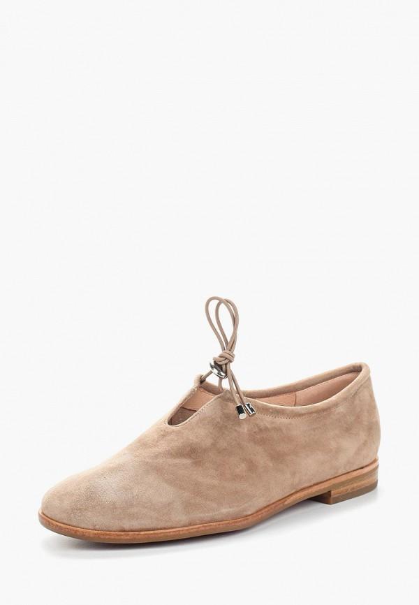 Купить Женские ботинки и полуботинки Grand Style бежевого цвета