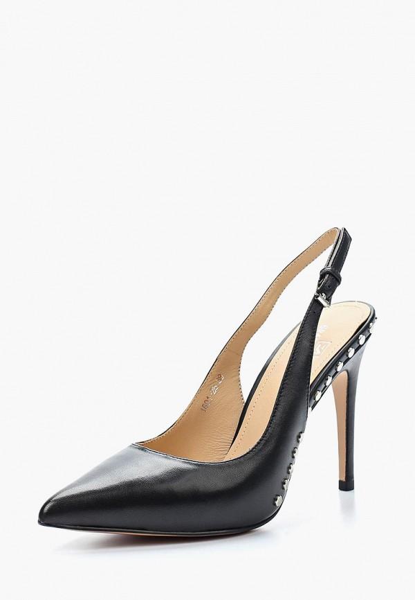 Купить Туфли Grand Style, GR025AWATCO7, черный, Весна-лето 2018