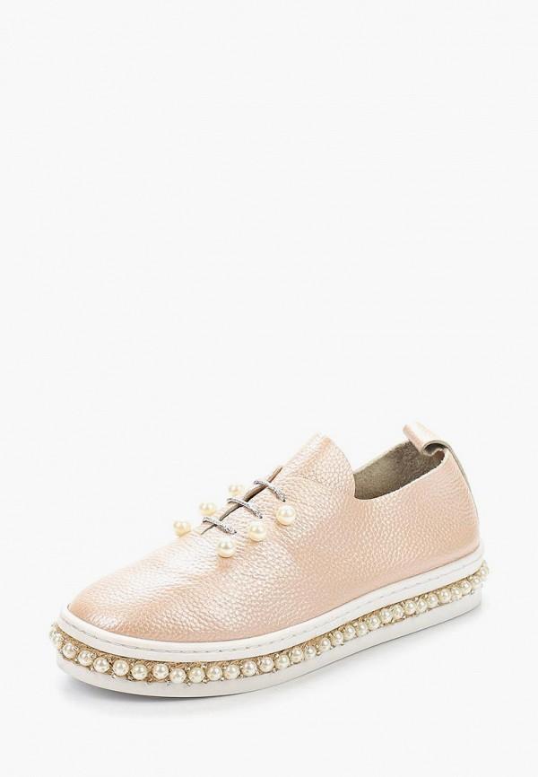 Купить Ботинки Grand Style, GR025AWAZQY2, розовый, Весна-лето 2018
