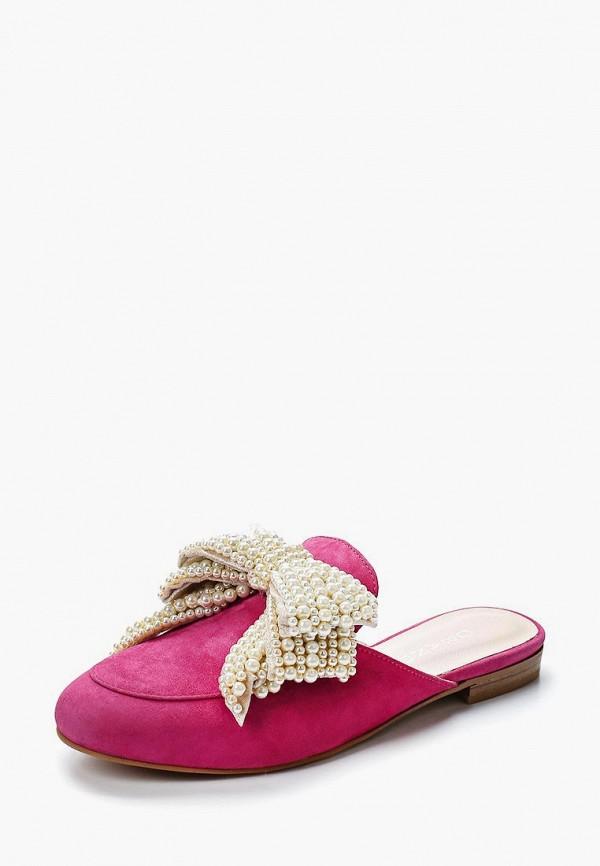 Купить женские сабо Grand Style розового цвета