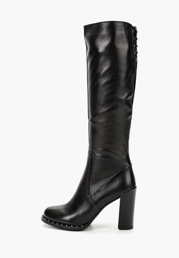 женские сапоги grand style, черные