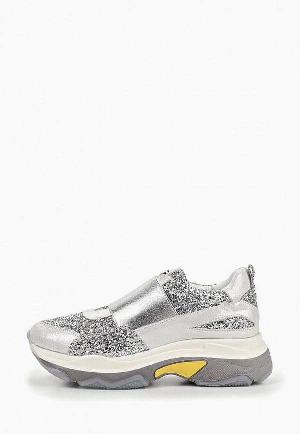 Купить Женские кроссовки Grand Style серебрянного цвета
