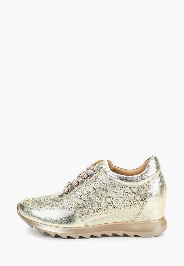 Купить Женские кроссовки Grand Style золотого цвета