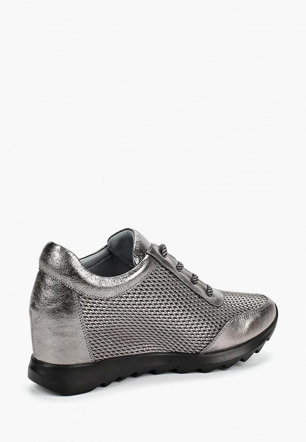 Фото 3 - женские кроссовки Grand Style серебрянного цвета