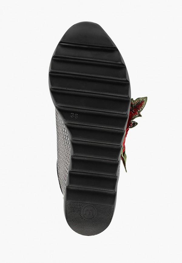 Фото 5 - женские кроссовки Grand Style серебрянного цвета
