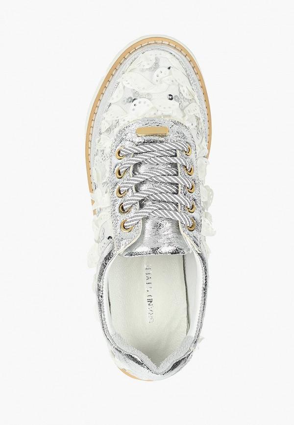Фото 4 - женские ботинки и полуботинки Grand Style серебрянного цвета