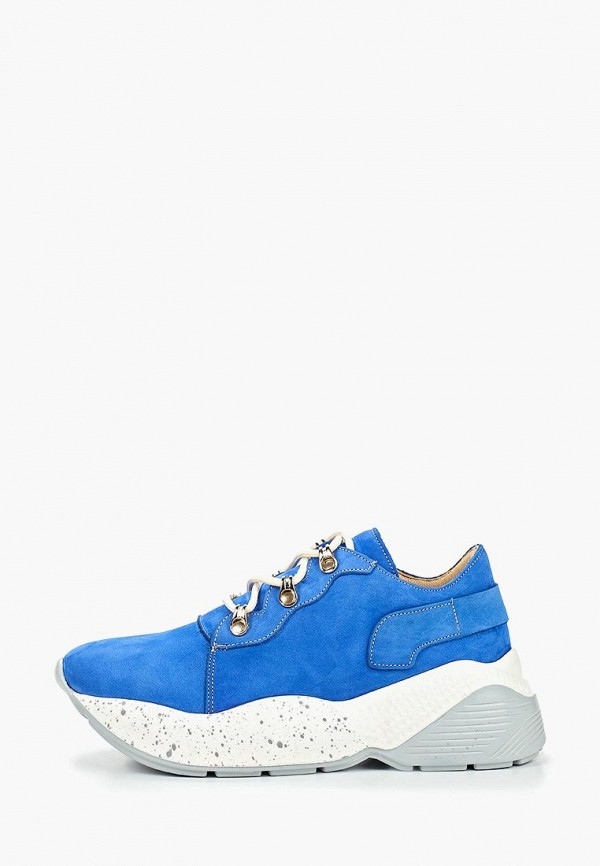 женские кроссовки grand style, синие