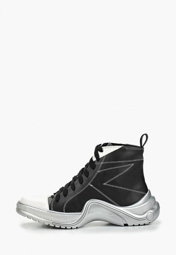 Высокие кроссовки Grand Style