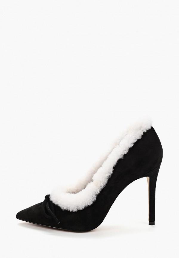 женские туфли grand style, черные