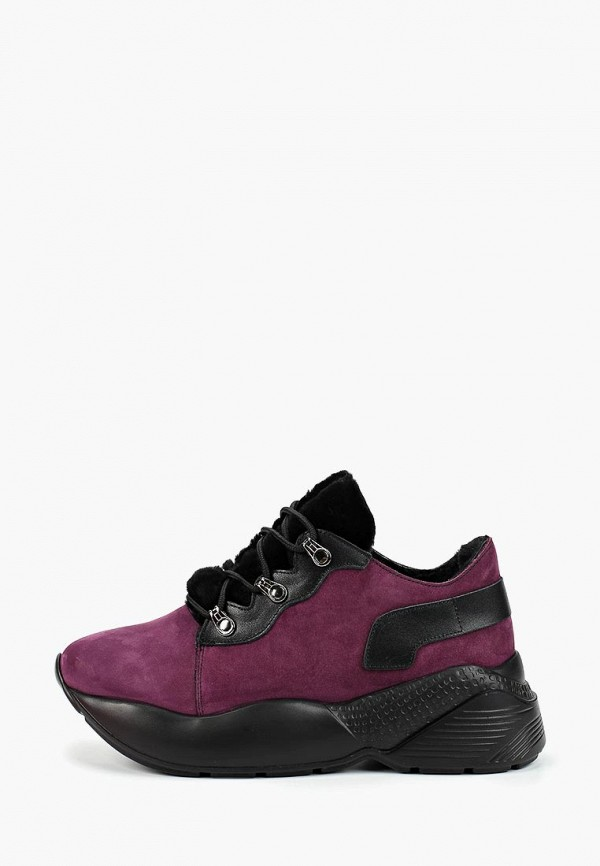 женские кроссовки grand style, фиолетовые