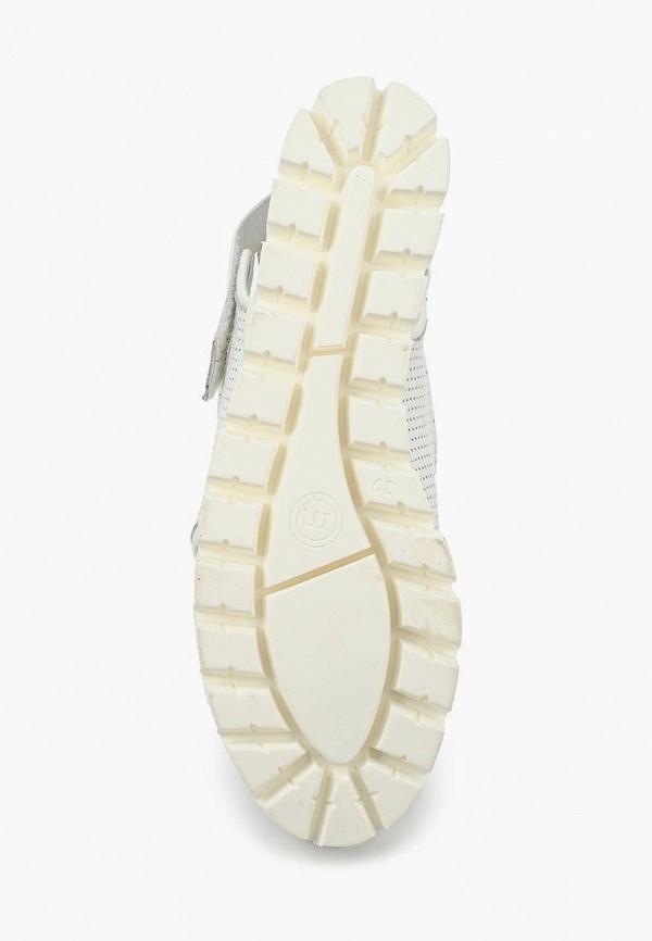 Фото 3 - женские босоножки Grand Style белого цвета