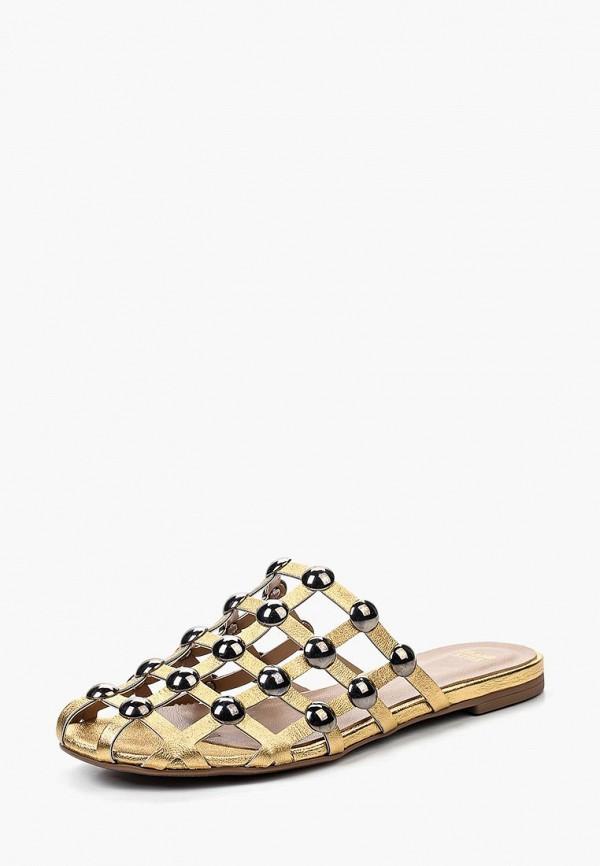 Купить Сабо Grand Style, gr025awryg61, золотой, Весна-лето 2017