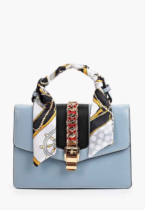 женская сумка grand style, голубая