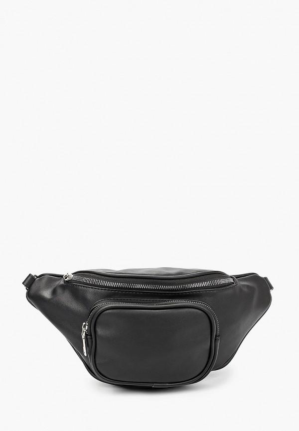 женская поясные сумка grand style, черная