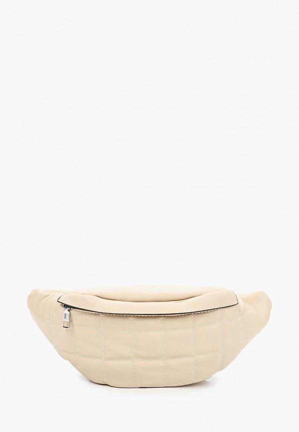 женская поясные сумка grand style, бежевая